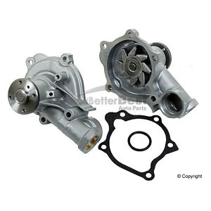 One New GMB Engine Water Pump GWM48A MD972050 for Mitsubishi & more