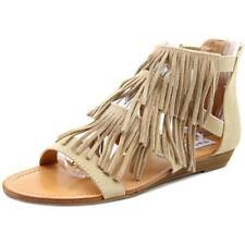 Sandalias y chanclas de mujer Madden Girl de tacón bajo (menos de 2,5 cm) de sintético