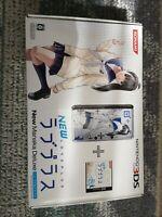 Konami Love Plus NEW Manaka Deluxe Complete Set NINTENDO 3DS LL Japan F/S