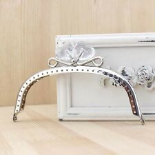 Hot Metal Frame Kiss Clasp  For Purse Handle Bag Candy Bead head 12.5CM/4.92inch