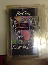Door To Door by The Cars Cassette Tape