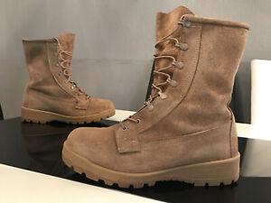 ALTAMA Retro US ARMY VIBRAM 360 GORE-TEX Leder Schuhe BOOTS Classic BEIGE Gr. 45