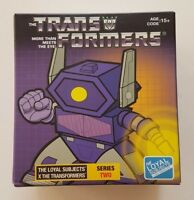 Transformers The Loyal Subjects Action Vinyls Series Two 2