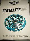 Satellite Obstacle Avoidance Drone Model DR159 Blue
