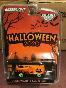Greenlight Hobby Exclusive Volkswagen Panel Van 2020 Halloween
