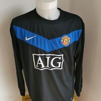superbe maillot  de football manchester united  taille XL NIKE