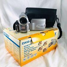 DC DXG-301V Digital Video Recorder Camcorder w/ MPEG4 & Digital Still Capability