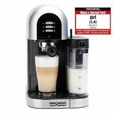 BOB HOME Kaffeecenter LATTESSA - Milchaufschäumer Siebträger Milchtank 15 bar