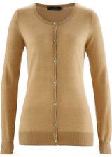 Markenlose Damen-Pullover & -Strickware aus Seidenmischung in Größe 44