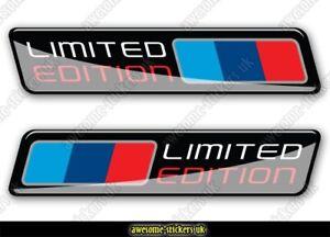2 x flag stickers 002 fit all BMW cars decals vinyl X5 M1 M3 M-POWER