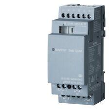 Siemens LOGO!8 DM8 24R Erw.modul 6ED1055-1HB00-0BA2 Ein-/Ausgangs-Module LOGO!8