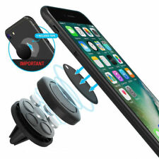 Car Magnetic Air Vent Mobile Phone GPS PDA Mount Holder For iPhone XR 5 6 7 8 SE