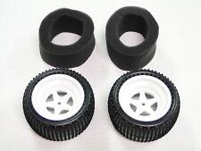 NEW KYOSHO TURBO SCORPION Wheels & Tires Rear KN22