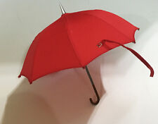 "Custom 1/6 Scale Red Umbrella For 12"" Action Figure Use"