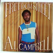 AL CAMPBELL / FREEDOM STREET [LONDISC] LP