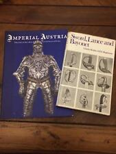 Imperial Austria, Sword, Lance & Bayonet Books Arms Armour Collectable Reference
