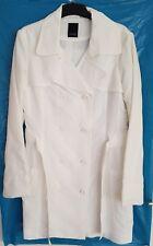 Cremefarbene Trenchcoat Jacke Gr. XL von Vero Moda