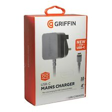 Griffin 15 Watt USB-C UK Powerblock Mains Wall Charger
