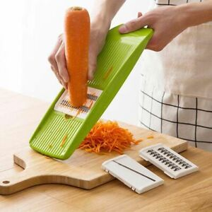 Vegetable Slicer Stainless Steel Slicer Julienne Cutter for Potato Carrot