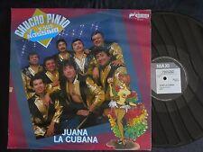 1SY MAXIE SALSA MX-213-9 CHUCHO PINTO Y SUS KASSINO JUANA LA CUBANA LA GALLINA