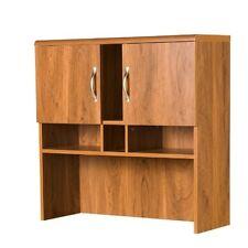 American Furniture Classics Hutch for Lateral file & Extension Unit Autumn Oak