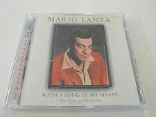 Mario Lanza - With A Song In My Heart (CD Album) Used very good