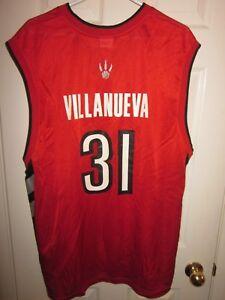 Toronto Raptors CHarlie Villanueva Jersey Reebok XL