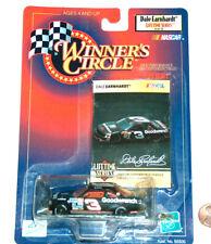1999 Hasbro NASCAR Dale Earnhardt 1/64 GM Goodwrench Chevy Car, Trading Card NOS