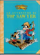 LE GRANDI PARODIE DISNEY N.34 le avventure di TOP SAWYER tom mark twain 1995