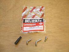 LAMBRETTA  DELLORTO CABLE BEND KIT  70 degree- BRAND NEW