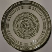 "El Verde Casual Ironstone 6.25"" Bread and Butter Plate Replacement Green Swirl"