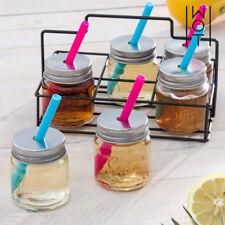 Cristalería vasos de chupitos transparentes de vidrio para cocina, comedor y bar