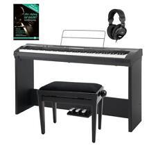 PIANO DIGITAL E-PIANO SET 88 TECLAS 600 SONIDOS ESCANO AURICULARES 3 PEDALES