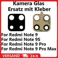 Kamera Glas Ersatz XIAOMI REDMI NOTE 9 9S PRO MAX Camera Linse Glass Lens