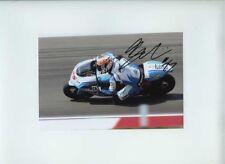 Alex Baldolini APRILIA 250 CC Moto GP ASSEN 2009 firmato Fotografia
