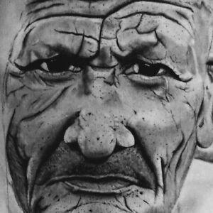 OLD MAN Pencil Art Drawing