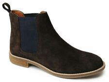 Brown Suede Chelsea Boots in Women's Boots   eBay