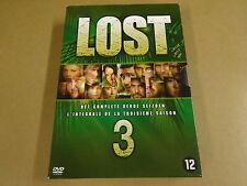 7-DISC DVD BOX / LOST - SEIZOEN 3 / SEASON 3
