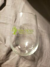 Tree House Brewing Stemless glass rare Green The Answer Monkish Other Half