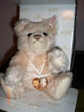 Jewels Steif 2007 Limited 2007 Edition Swarovski Heart Ornament Teddy-Nib!