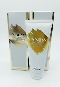 2 x ANEW Ultimate Multi-Performance Gold Peel-Off Mask 75ml=150ml