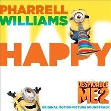 Happy [Single] by Pharrell Williams (Vinyl, Nov-2013, BLM Records) Ltd. Ed. NEW
