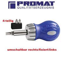 Promat Schraubendreher PZD3 L.150mm mit 6KT mit Holzheft