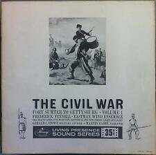 2 LP FENNELL the civil war Vol 1 Mint- LPS2-501 Mono Mercury US 1958 Compete