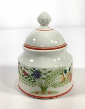 Villeroy & Boch Apetito Bon Appetit Sugar Bowl and Lid  NEVER USED