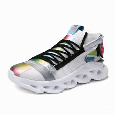 Men's Outdoor Sneakers Athletic Casual Walking Training Breathable Running Shoes