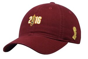 Cleveland Cavaliers Cavs NBA Mitchell & Ness Dad Hat 2016 Basketball Champions