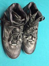 MEN'S NIKE ZOOM HYPERFUSE 2011 SPRM 469757-001 size 13 black/silver