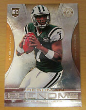 2013 PANINI TOTALLY CERTIFIED GOLD #/25 GENO SMITH RC ROOKIE NEW YORK JETS WVU