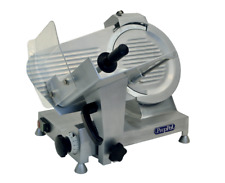 New 12� Manual Meat Cheese Deli Slicer Atosa Ppsl-12 #8429 Commercial Etl Nsf